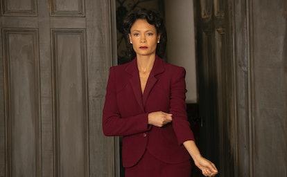 Thandie Newton as Maeve in 'Westworld' Season 3