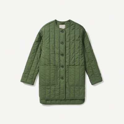 The Cotton Quilted Jacket