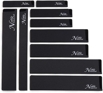 Noble Home & Chef Universal Knife Edge Guards (10-Piece)