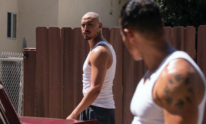 Julio Macias as Spooky in 'On My Block' Season 2