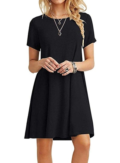 MOLERANI Simple T-Shirt Dress