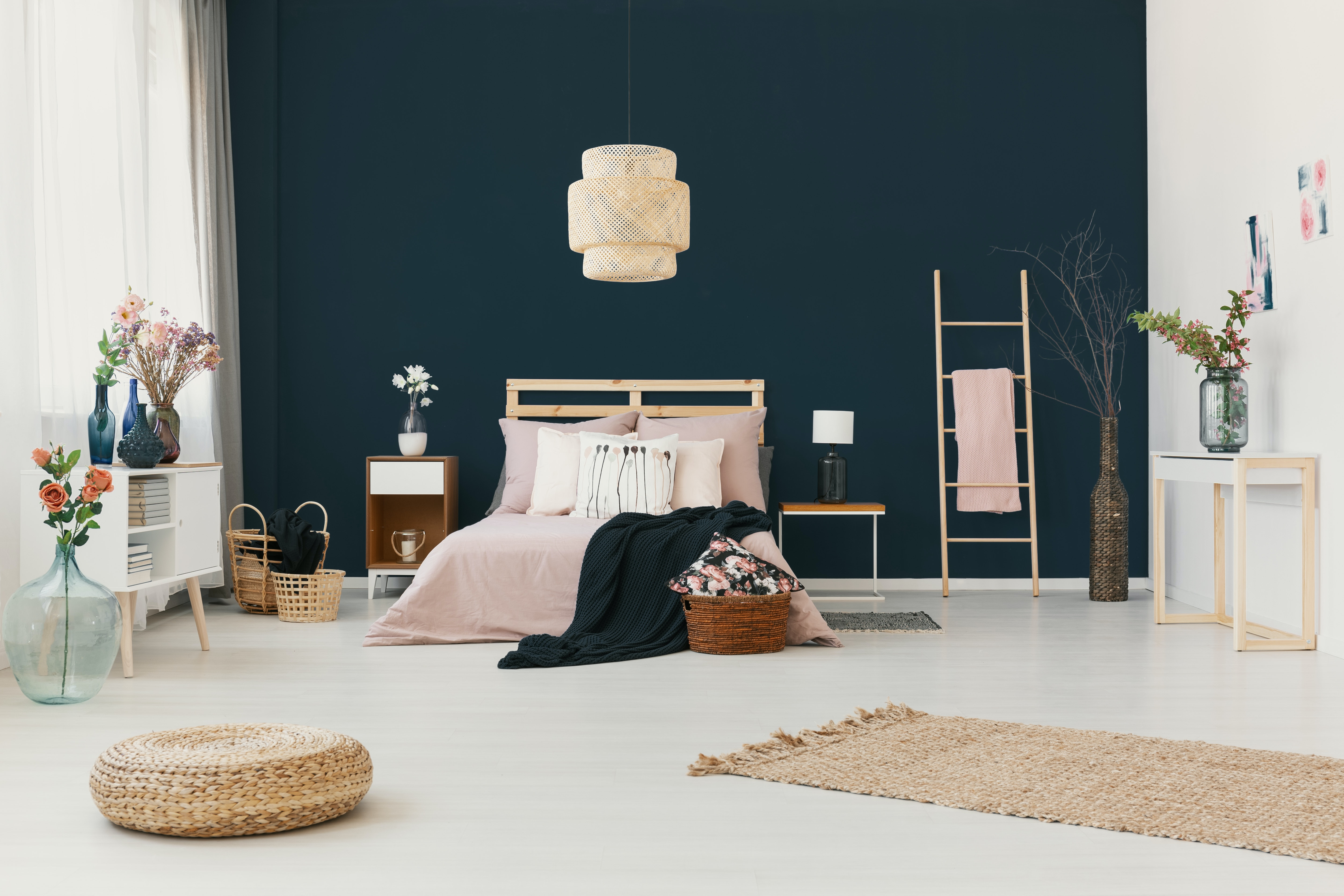 The Best Paint Colors For Your Bedroom