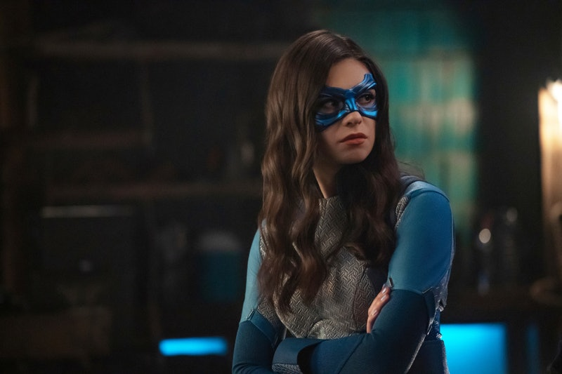 Nicole Maines as Dreamer on Super Girl