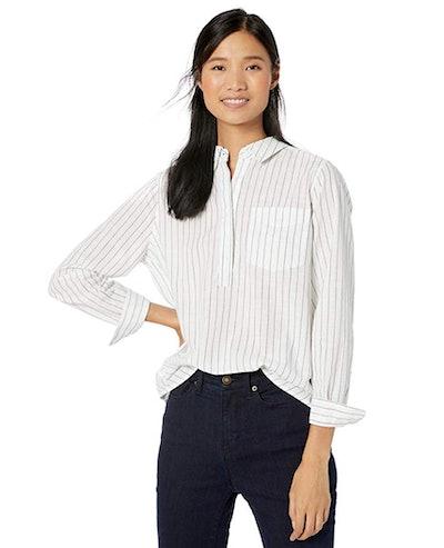 Goodthreads Cotton Popover Shirt