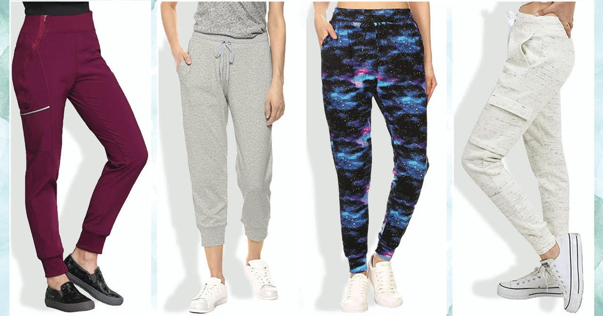 Joggers Are The New WFH Uniform & These 8 Pairs Are Surprisingly Stylish