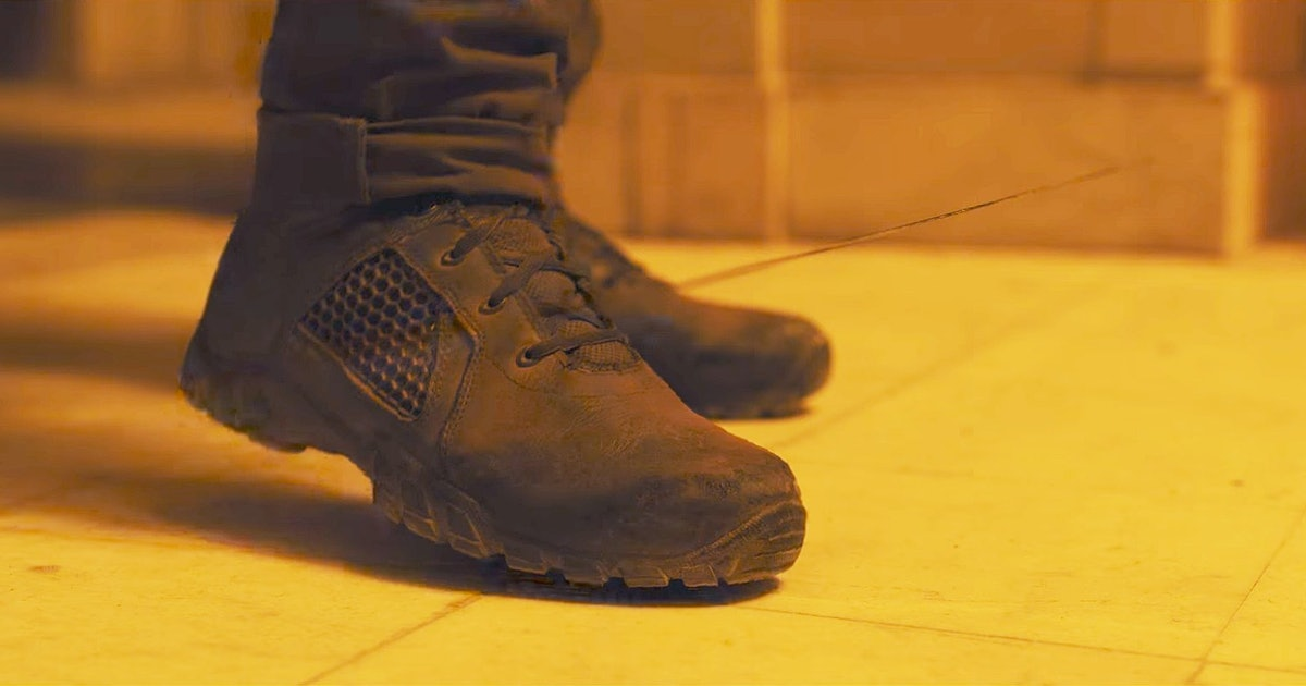 Indulge your inner prepper with these stylish and functional work boots