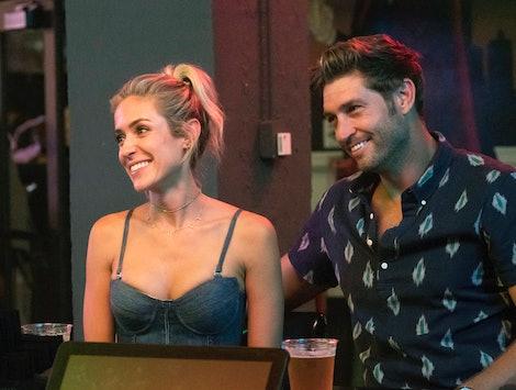 Kristin Cavallari and Jay Cutler on Very Cavallari Season 3