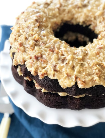 This german chocolate bundt cake from A Pretty Life In The Suburbs is a new twist on a classic dessert.