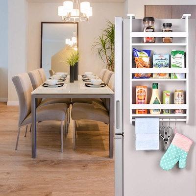 ElevenII Refrigerator Side Storage Rack