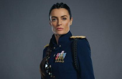General Sarah Adler on Motherland: Fort Salem