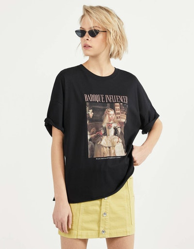 Las Meninas print T-shirt