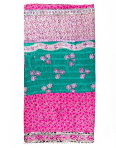 MEDIUM KANTHA QUILT Made in Bangladesh
