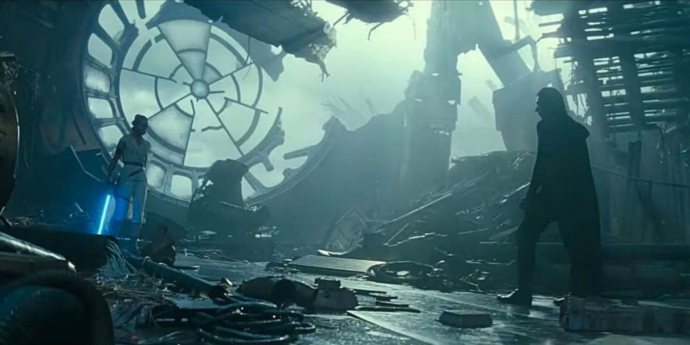 Rise Of Skywalker Book Resolves A Bizarre Kylo Ren Plot Hole