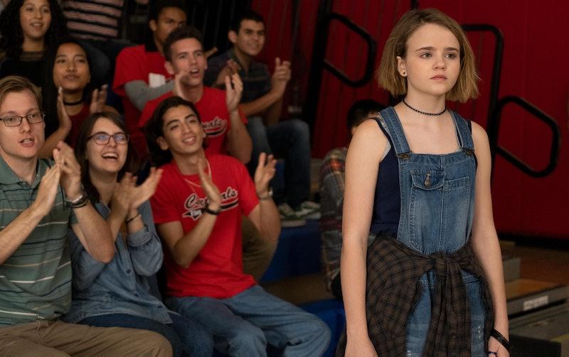 Izzy (Megan Stott) in 'Little Fires Everywhere'