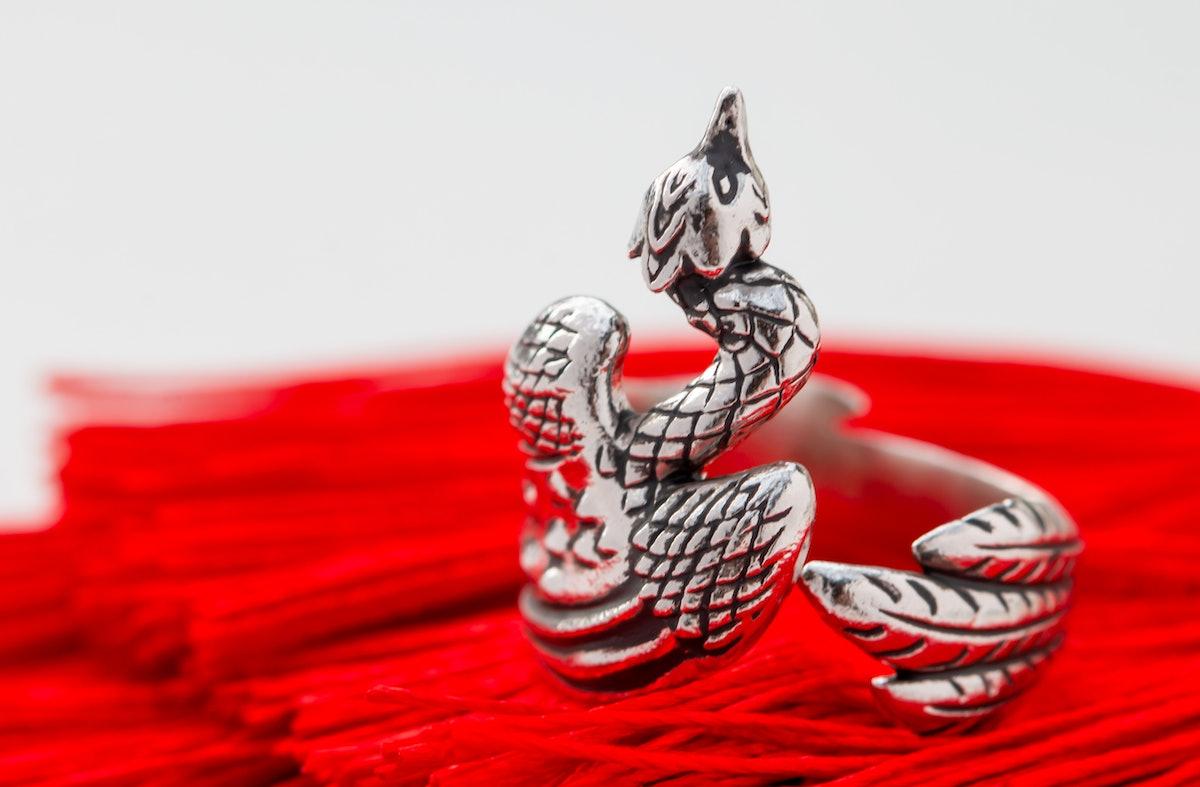 Disney's Mulan Phoenix Ring
