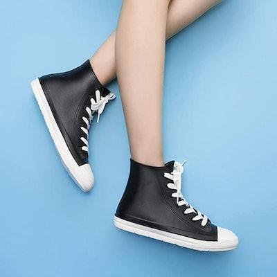 DKSUKO High Top Rain Shoes