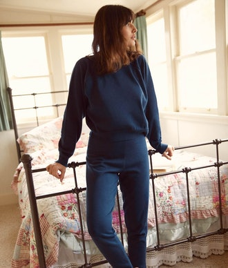 The Sonny Sweater In Midnight