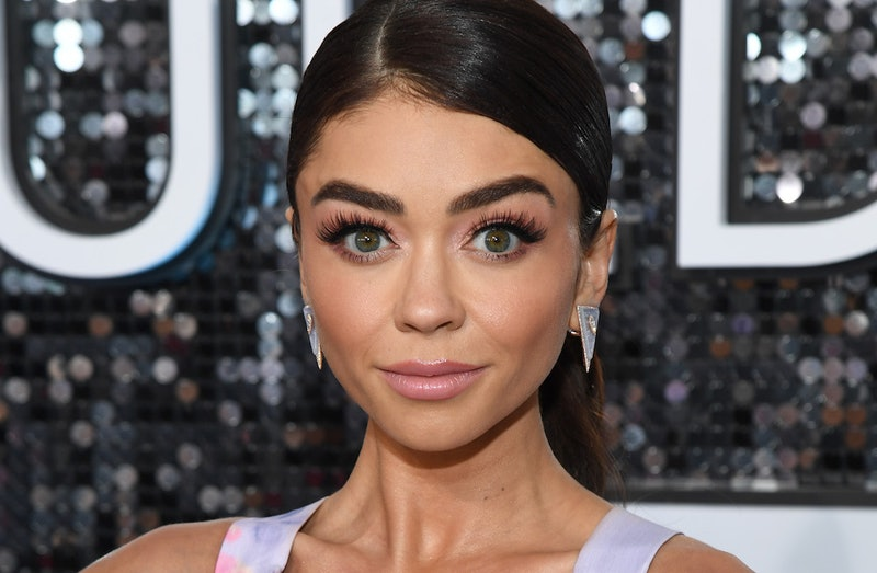 "Sarah Hyland's COVID-19 Panic Is ""Pretty High"" Due To Health Issues"