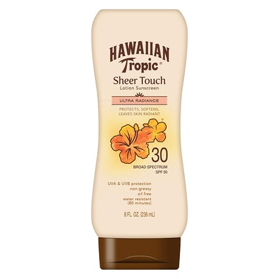 Hawaiian Tropic Sheer Touch Lotion Sunscreen SPF 30