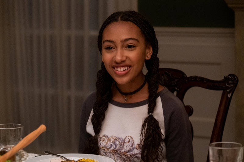 Lexi Underwood as Pearl in Little Fires Everywhere