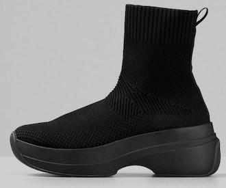 SPRINT 2.0 Black/Black Textile Boots