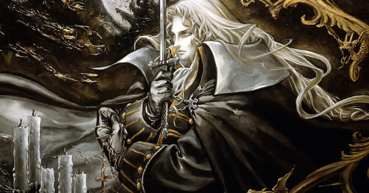 Rumored 'Castlevania' remake would resemble the best modern horror action game