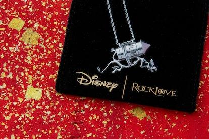 Disney's Mulan Mushu Firecracker Necklace