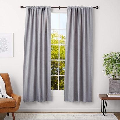 AmazonBasics Curtain Rod