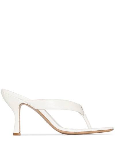 Kim 40mm Thong-Strap Sandals