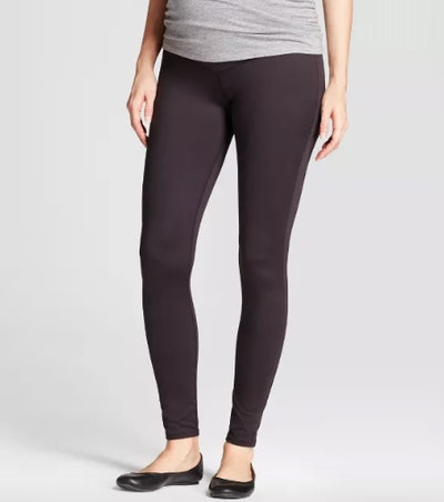Maternity Overbelly Panel Leggings