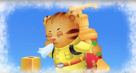 Daniel Tiger helps kids manage anxiety during COVID-19 outbreak