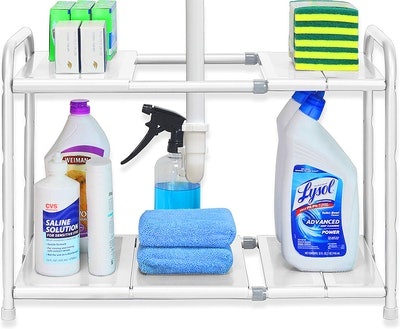 Simple Houseware Expandable Shelf Organizer