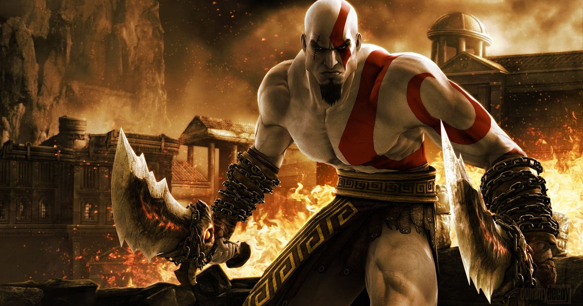 15 years later, 'God of War' is still one of the best feel-bad games ever