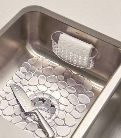 iDesign Kitchen Sink Suction Holder