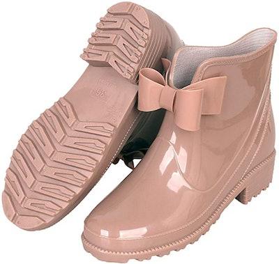 YOOEEN Short Rain Boots