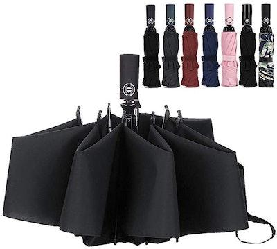 Umbrella Windproof Travel Umbrella