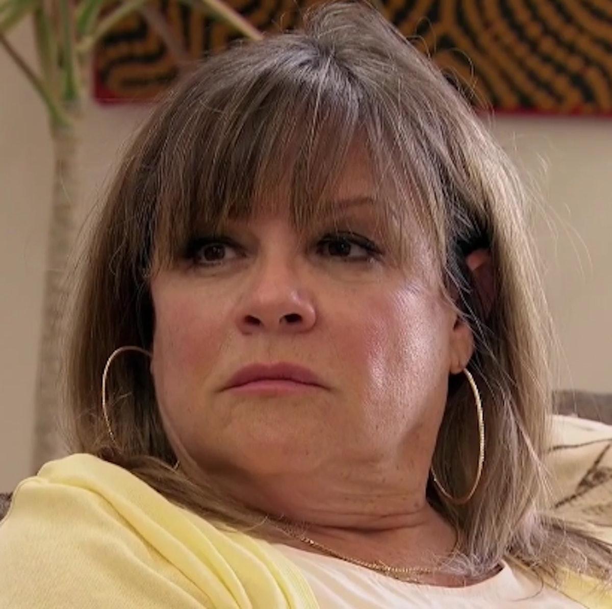 Barb Weber on 'The Bachelor'
