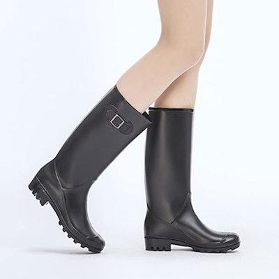 DKSUKO Wellington Boots