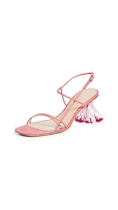 Les Raphia Sandals