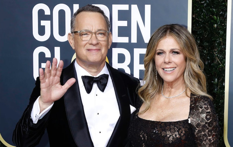 "Tom Hanks' COVID-19 Update Calls On People To ""Flatten The Curve"""