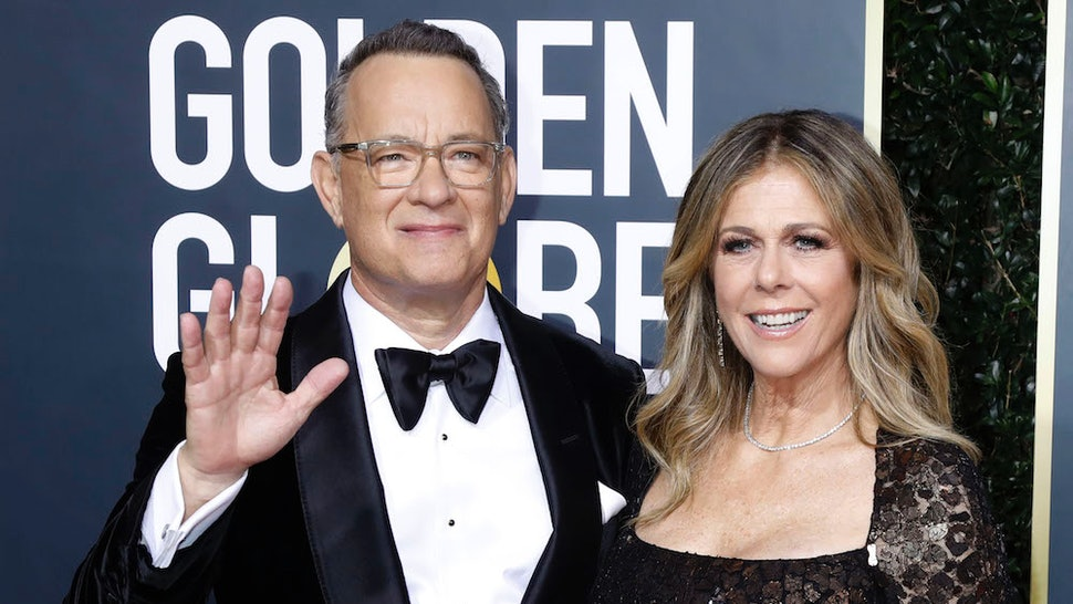 """Tom Hanks' COVID-19 Update Calls On People To """"Flatten The Curve"""""""
