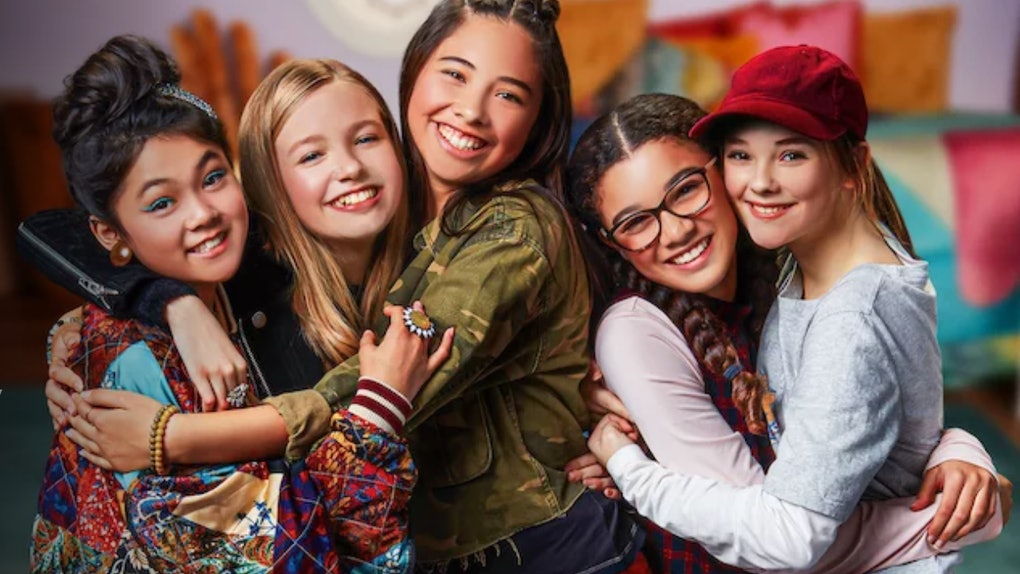 Netflix's 'The Baby-Sitters Club' cast