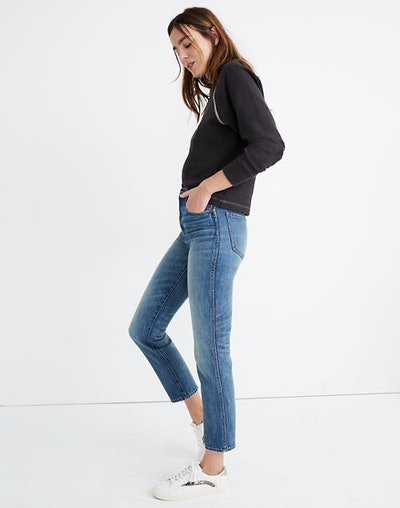 Rigid Stovepipe Jeans