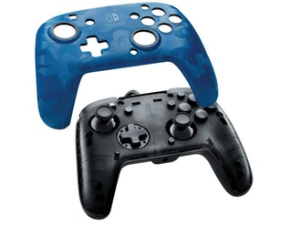PDP Nintendo Switch Faceoff Deluxe+ Audio Wired Controller