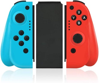JALVDE Wireless Joy Pad Controller for Nintendo Switch