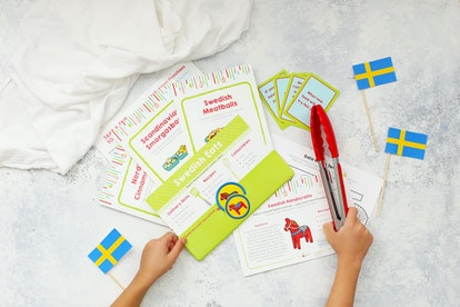 raddish kids swedish eats kit