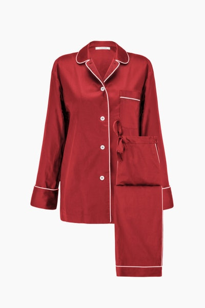Marx Red Pajama Set with Pants
