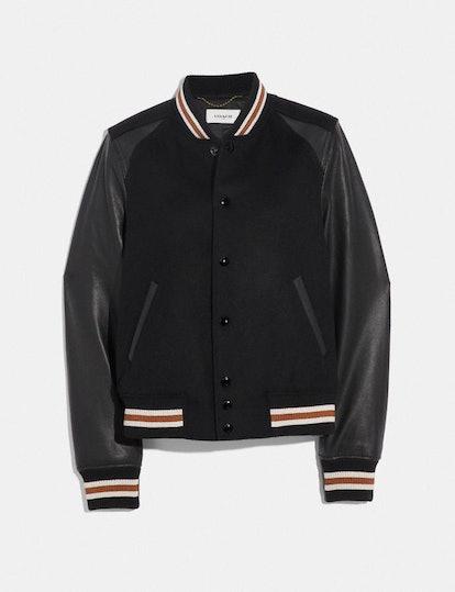 Blank Varsity Jacket