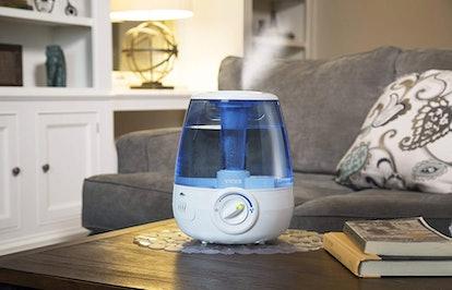 Vicks Filter-Free Ultrasonic Visible Cool Mist Humidifier