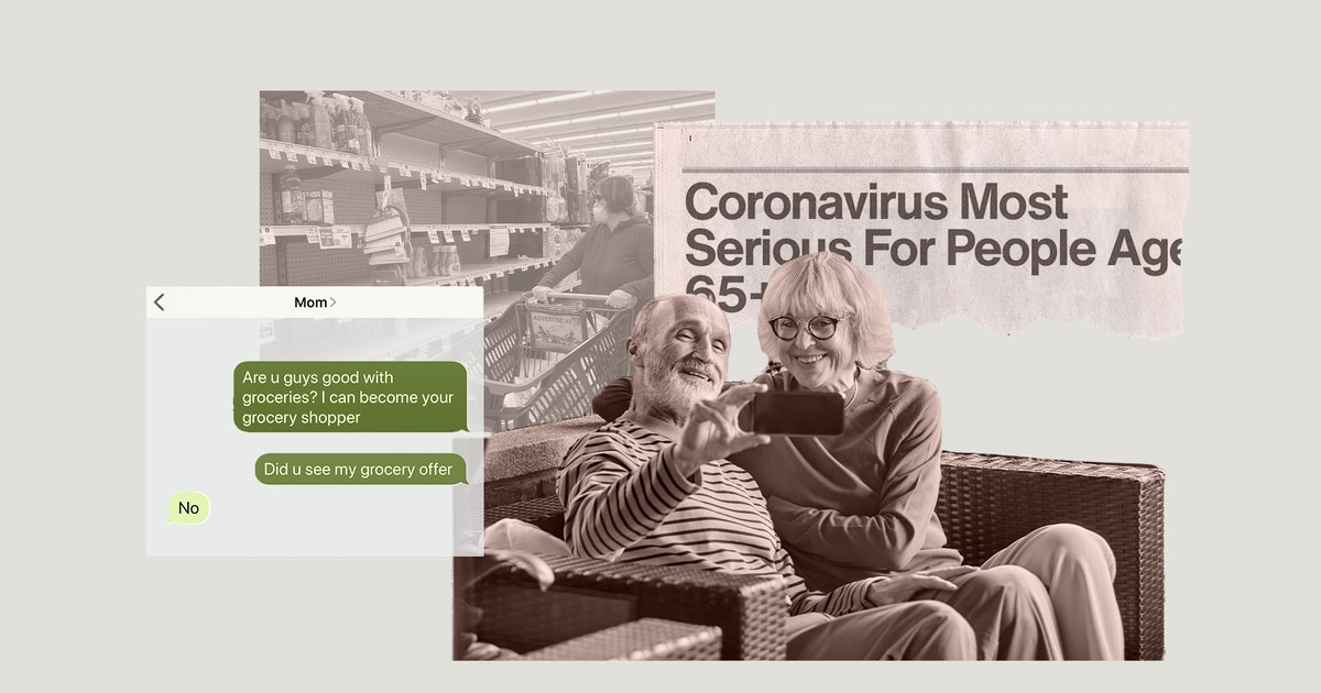 An Open Letter To Boomers About Coronavirus: Please Stay Inside For A Bit